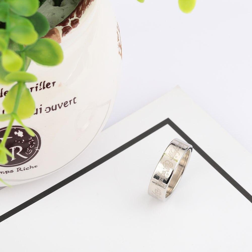 Волшебные игрушки Фэнтези 18 мм/19 мм/20 мм/21 мм аксессуары магнитное кольцо для фокусов Прямая поставка