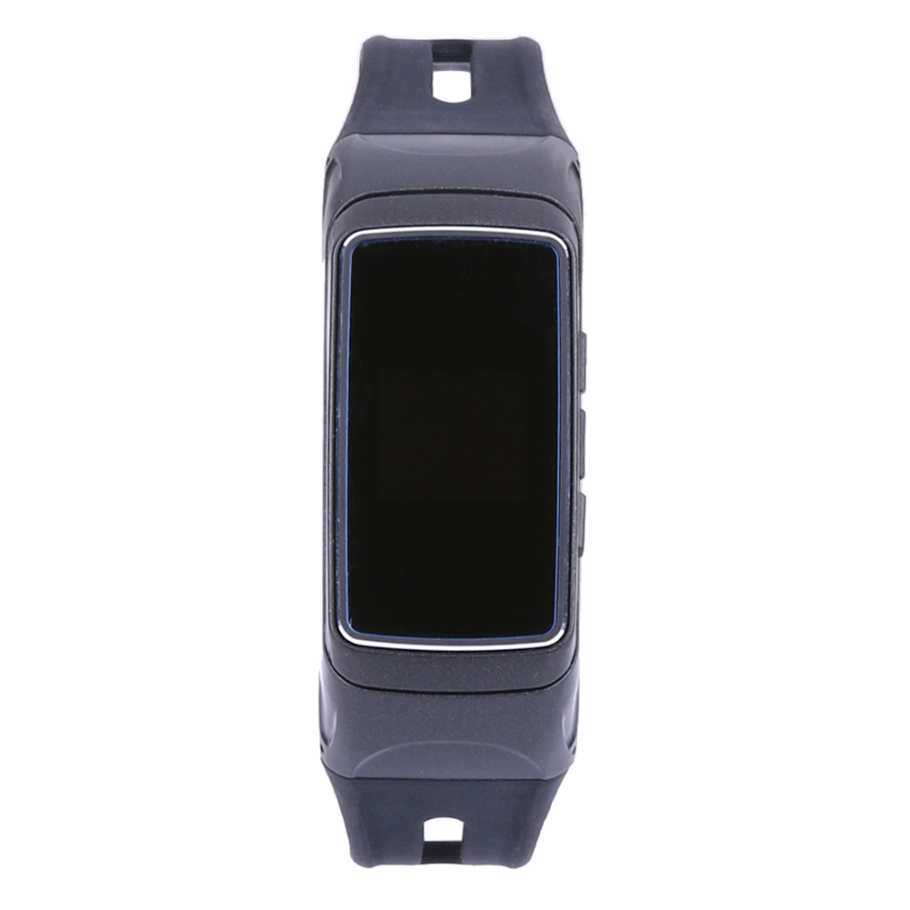 Smart Bracelet B7 Bluetooth Earset Style Heart Rate Monitor Smart Alarm Smart Bracelet 0 71 OLED