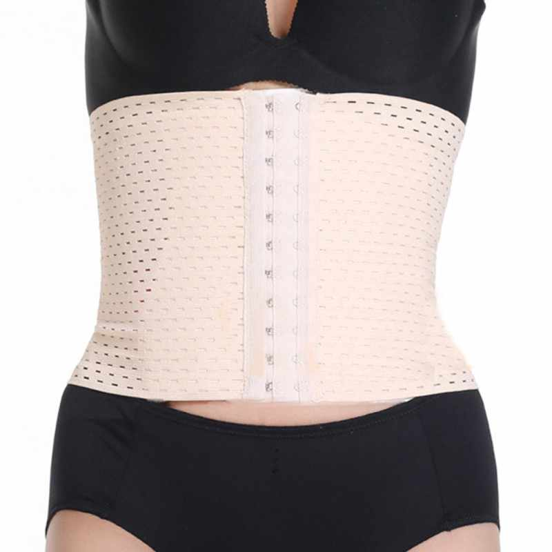 b4b5fe8332df9 ... Top Quality waist trainer Slimming Belt Shaper body slimming modeling  strap Belt Slimming ...