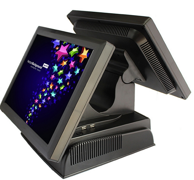 15.1 15.6 Inch Wireless LED LCD TFT HD 1080p Cctv Monitor Display All In One Touch Interactive Business Commercial Pos Computer
