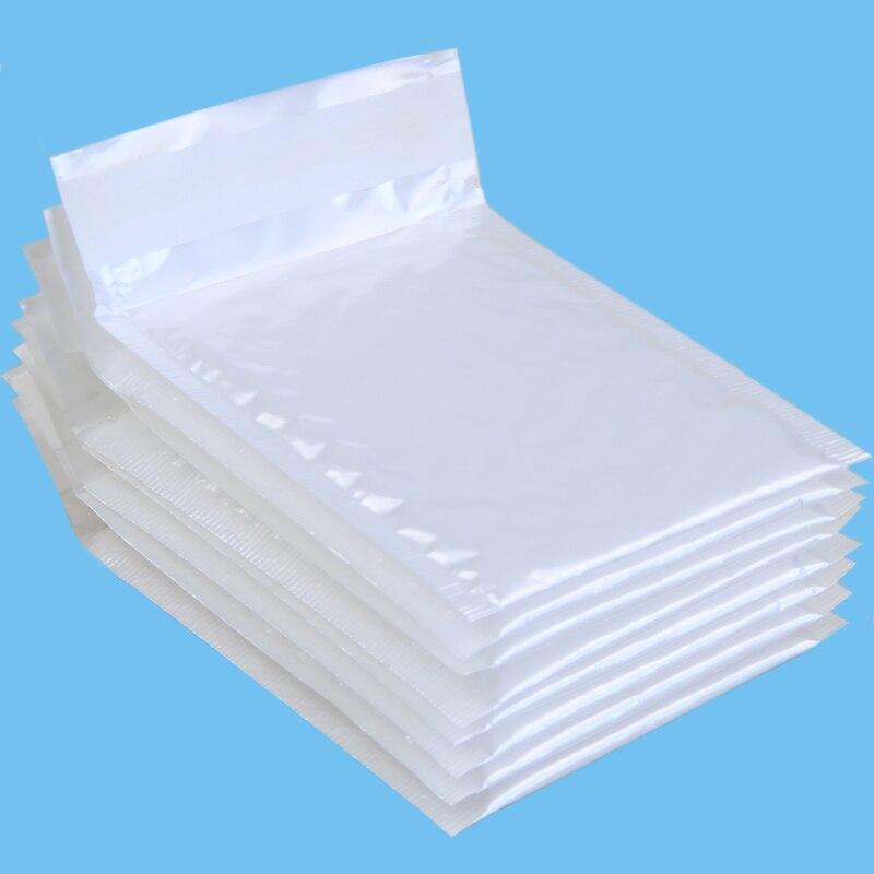 (110*130 мм) 10 шт./лот пузырь почтовые программы объемные конверты упаковки доставка сумки крафт-Пузырчатая, для отправки Сумка-конверт