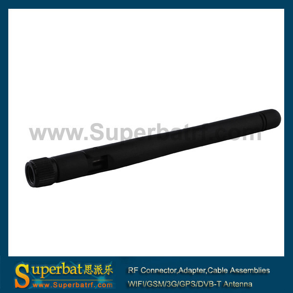 Superbat wifi антенна 2,4 ГГц 3dBi Поддержка IEEE 802.11b 802,11g 802.11b/g беспроводная Lan резиновая антенна RP-SMA Omni Booster
