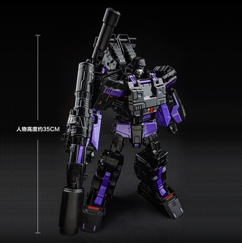 2019 new anime Transformation Alloy version Dark tank Wei deformation toys Diamond TANK Megatronics PVC Action Kid Dolls figure
