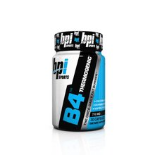 BPI Sports B4 The Once-Daily Fat Burner, 710mg 30-Count 710mg