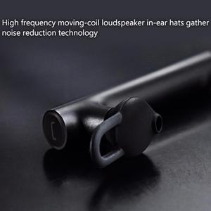 Image 5 - 100% オリジナル Xiaomi の Bluetooth ヘッドセット若者のバージョンワイヤレスイヤホンハンズフリー HD 通話 6.5 グラム 3 サイズ芽 3 ボタンマイク
