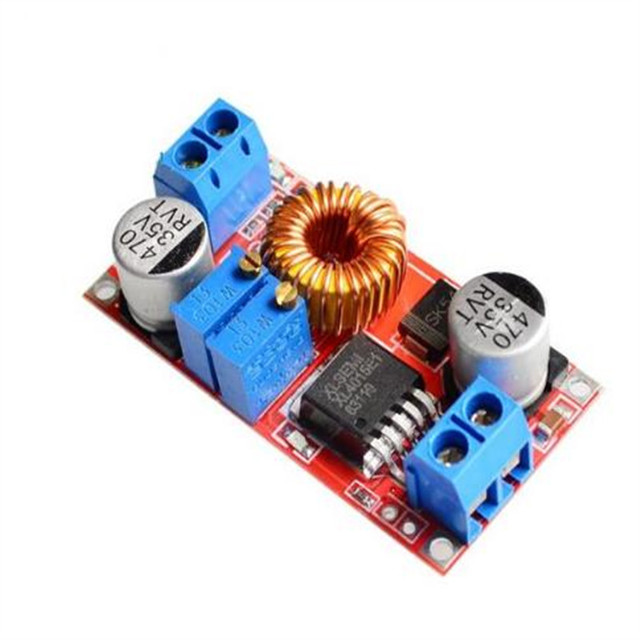 constant current and constant voltage high current 5a lithium ion battery  charging led driving power supply