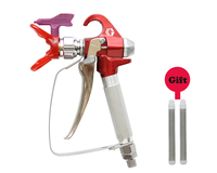 2019 New New High Quality Airless Spray Gun For Graco TItan Wagner Paint Sprayers With 519 Spray Tip Best Promotion