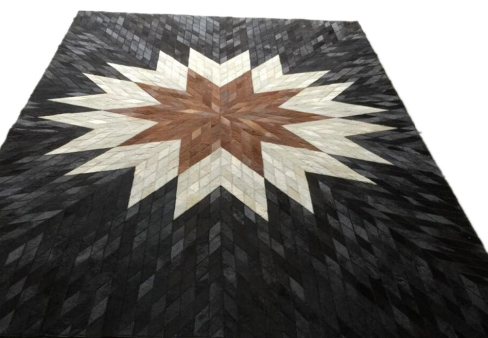 Europe Style Modern Patchwork Rugs And Carpets For Living Room ...