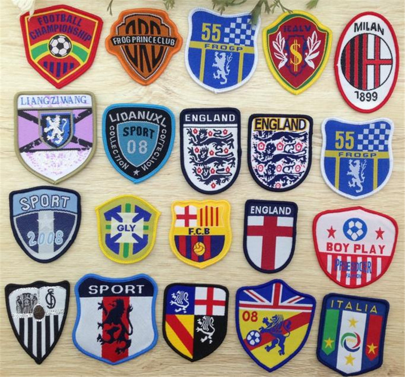 online buy wholesale football club badge from china football club badge wholesalers