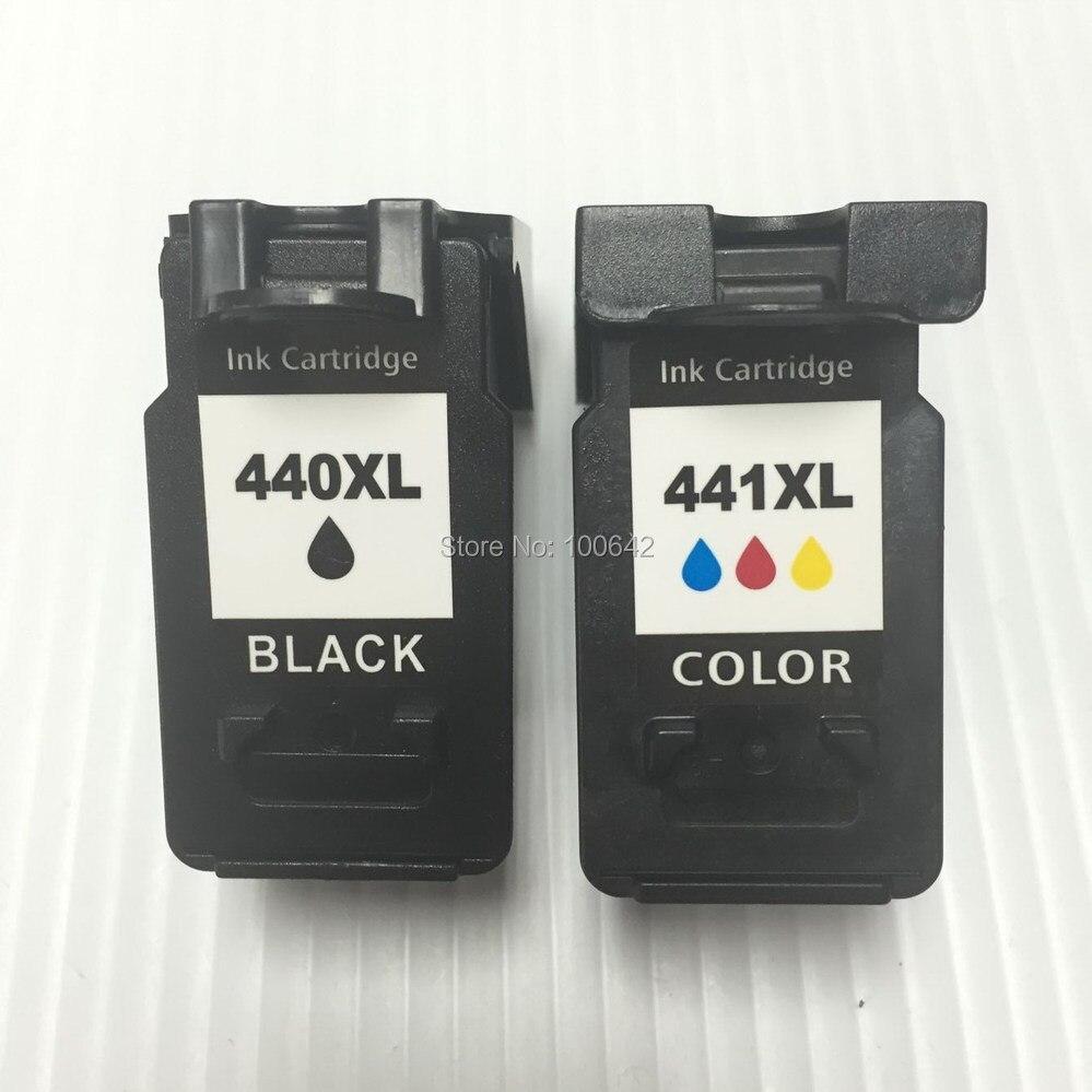 1set Remanufactured ink cartridge PG440XL CL441XL PG-440XL CL-441XL for Canon MG2240 MG3140 MG3240 MG4240 MG3540 MX394 MX474 2pk for hp 61xl remanufactured ink cartridge bk