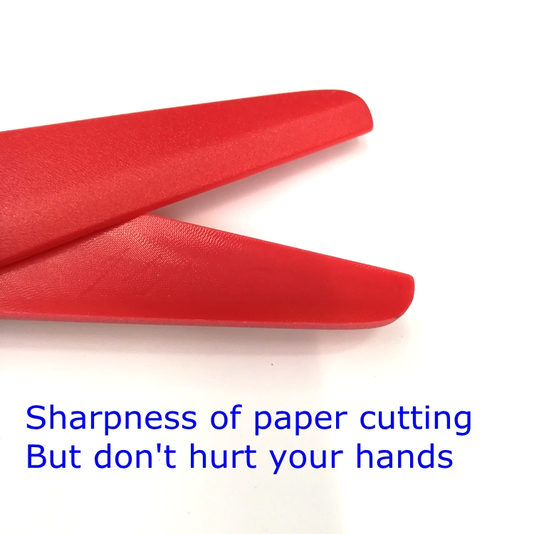Printer Supplies Environmental protection max color Safety scissors DIY for the use of school office children scissors