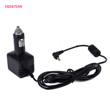 YIDATON Car Charger E-DC-5B Cigarette Lighter Cord for YAESU VX-6R VX-7R VX-8DR FT-60R FT-277R VX-5 VX-5R Radio Walkie Talkie image