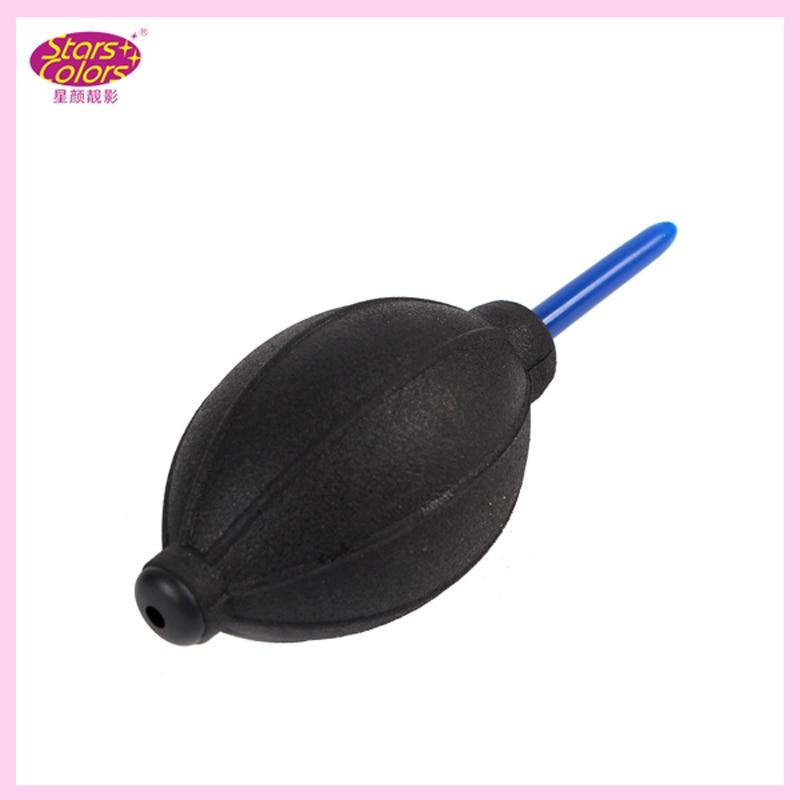 1 pcs Natural Individual Cílios Postiços Cola Extensão Da Pestana Air Blower Secador Soprando Balões Manualmente Ferramenta dispositivo de secagem