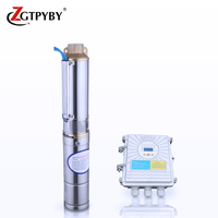 solar submersible pump for irrigation 3 years guarantee solar well water pump