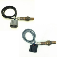 1 Set 2 Pieces Upstream Downstream Lambda Oxygen Sensor For Mazda 3 1 6l Engine Code