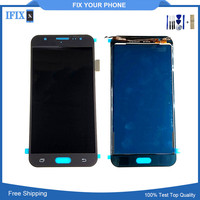 Can Adjust Brightness Copy Phone Lcd For Samsung J3 LCD Touch Assembly 100 Test No Dead