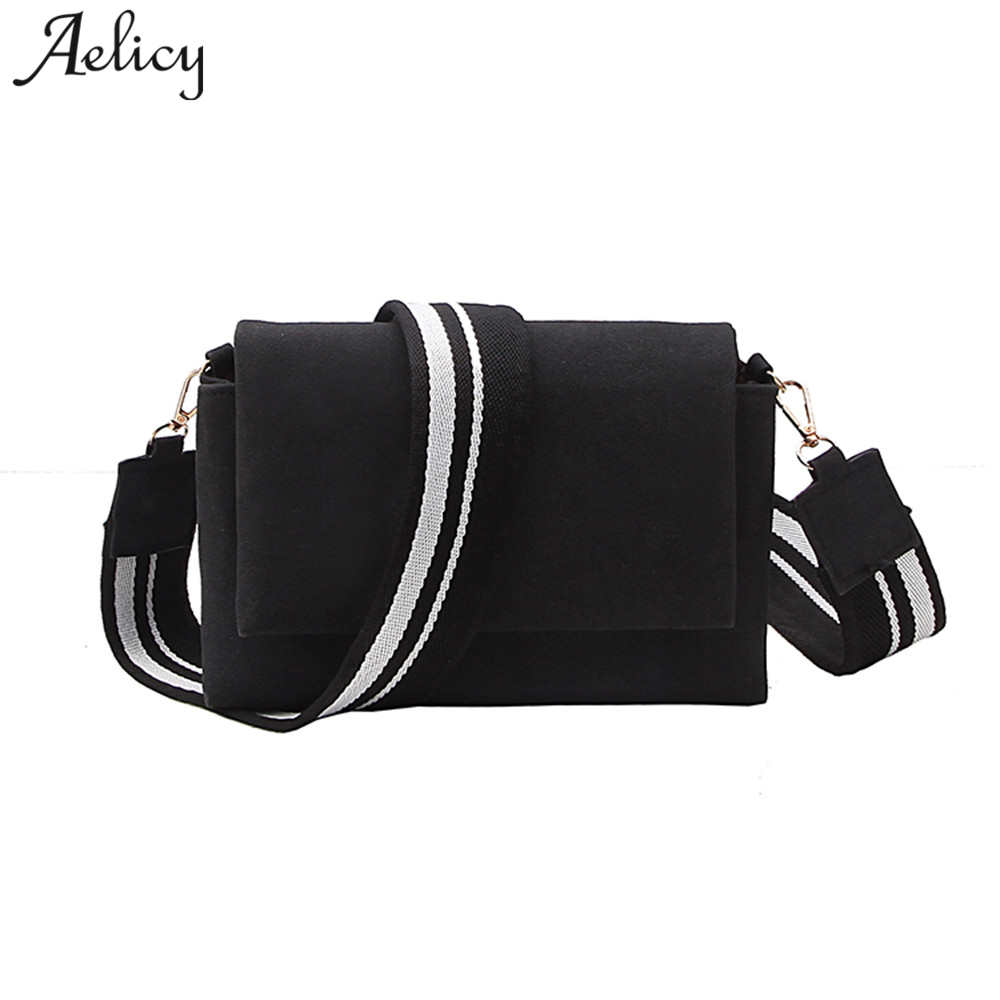 Aelicy Small Simple Solid Messenger Bags Famous Brand Shoulder Bag For Ladies Black Crossbody Messenger Bag Women Bolsa FemininaAelicy Small Simple Solid Messenger Bags Famous Brand Shoulder Bag For Ladies Black Crossbody Messenger Bag Women Bolsa Feminina
