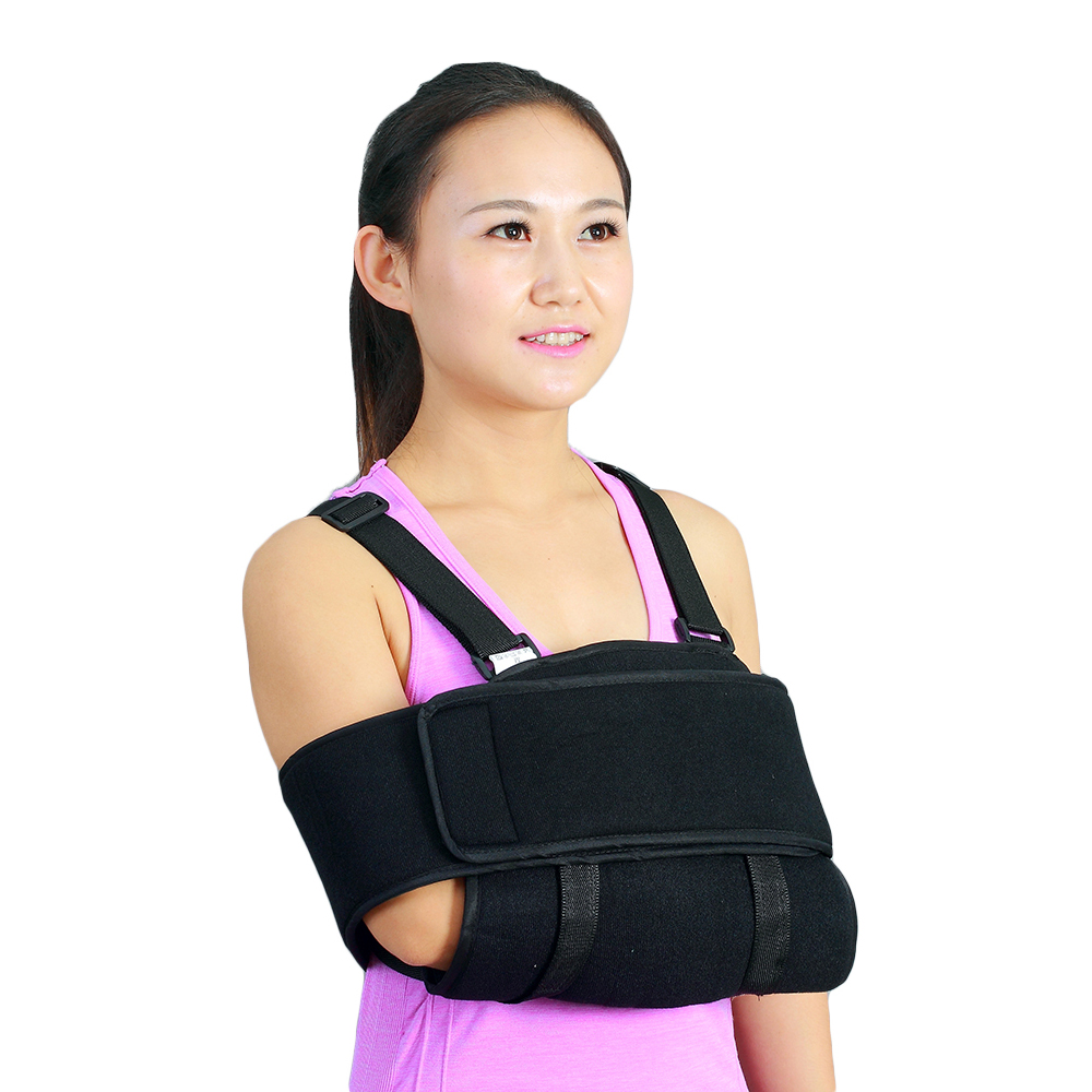 Orthopedic Medical Arm sling Shoulder Wrist Elbow Rotator contusion and strain Arm Swathe Support for fracture injury Arm Brace