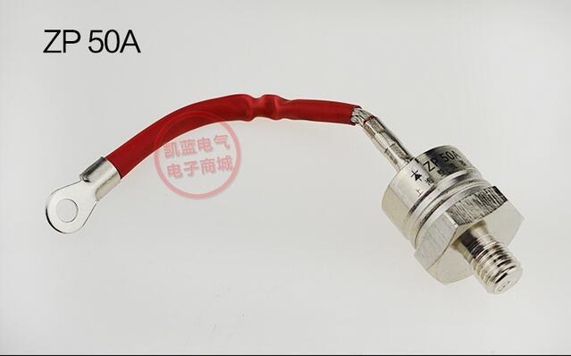 Bolt type ZP50A 1000V spiral defence of the diode rectifier thyristor