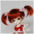wig for BJD 1/6,1/8 Scale,BJD wig for doll.A15A807.Wig accessories not included.Doll and Apparel not included