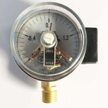 YXC-60 0-1.6Mpa magnetic contact type electric contact pressure gauge M14*1.5 electric contact pressure gauge