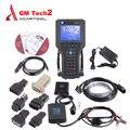 Бесплатная доставка DHL gm tech2 диагностический инструмент для GM/SAAB/OPEL/SUZUKI/ISUZU/Холден Vetronix gm tech 2 сканера без пластиковой коробке