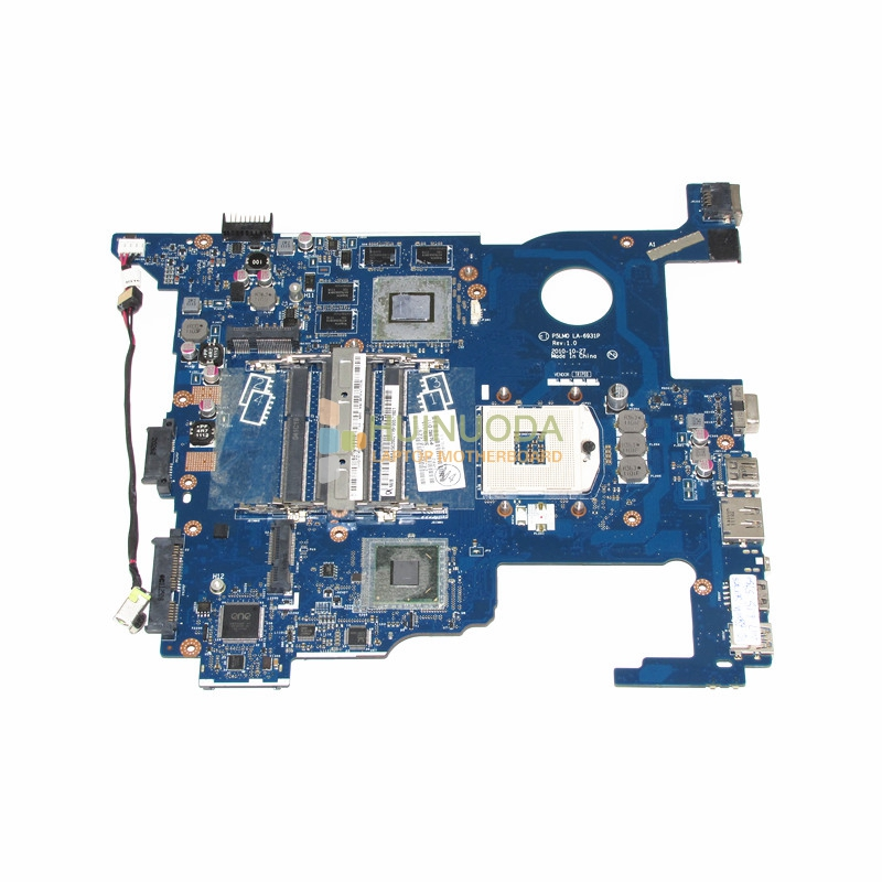 MBRA502002 MB RA502 002 For Acer aspire 5950 5950G font b Laptop b font Motherboard HM65