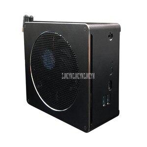 Good Buy S200 8750H 128GB SSD 4G Memory I7-8750H CPU Win10 System UHD630 Video Card Mini Desktop PC Host Computer Host Computer Case — iroyaaetetn