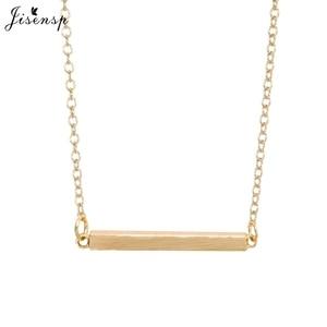 Jisensp Fashion Long Chain Nec
