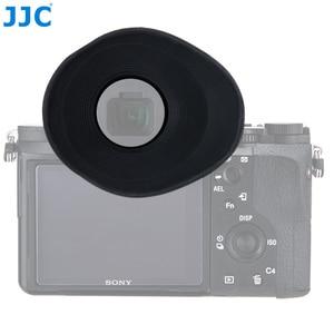 Image 5 - JJC DSLR מצלמה עיינית עבור Sony A7R4 A7R3 A7R2 A7M3 A7M2 A7S2 A7R A7S A7 A58 A99 השני A9 השני עינית עינית מחליף FDA EP16