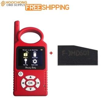 V7.0 удобный детский ручной ключи копия Авто ключевой программер для 4D/46/48 фишек плюс 5 шт. ID46 чип для CBAY
