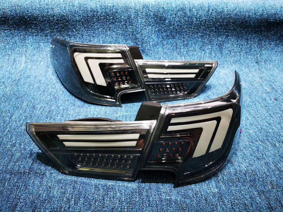 Feu arrière de pare-chocs de voiture pour Toyota Reiz marque de feu arrière X Aurion 2014 ~ 2016 ans accessoires de voiture pour feu arrière Reiz