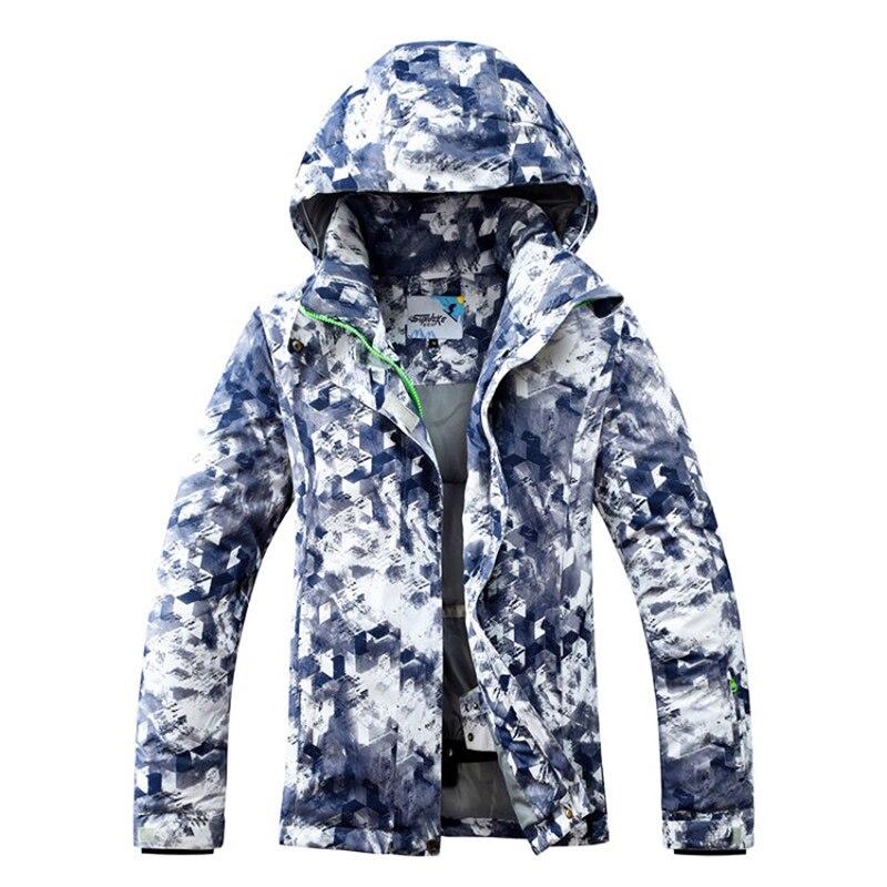 Hommes veste de Ski hiver Snowboard costume femmes hommes en plein air chaud imperméable coupe-vent respirant vêtements de haute qualité-30 super chaud