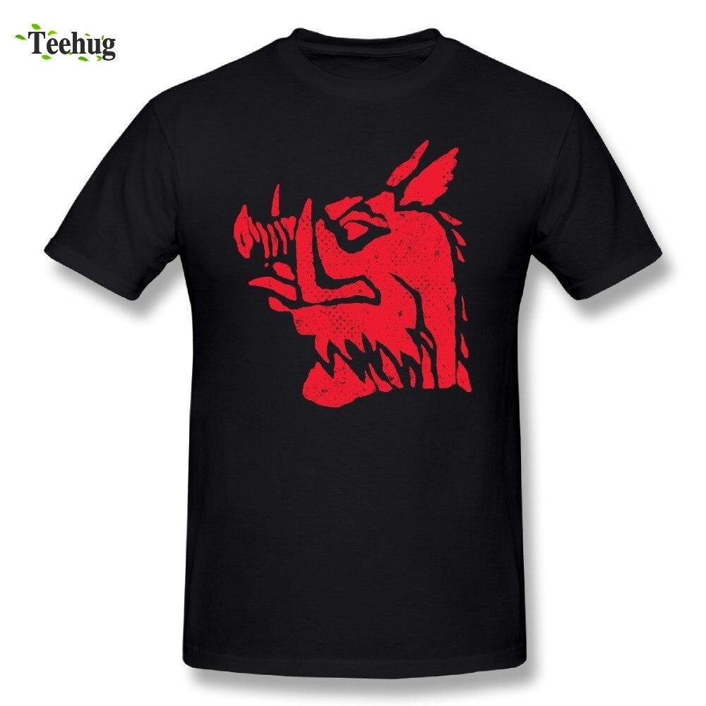 Casual Men black knight Tis But A Scratch Monty Python T Shirts Brand Pig Tee Wholesale