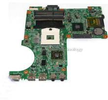 For dell inspiron N4030 laptop Motherboard CN-H38XD 48.4EK01.021 for intel cpu with 4 video chips non-integrated graphics card