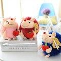 Оптовая 20 см kawaii плюшевые ежик Кукла Красный/синий/розовый hedgepig детские плюшевые Игрушки Дети плюшевые Ткани куклы рождественский подарок детям