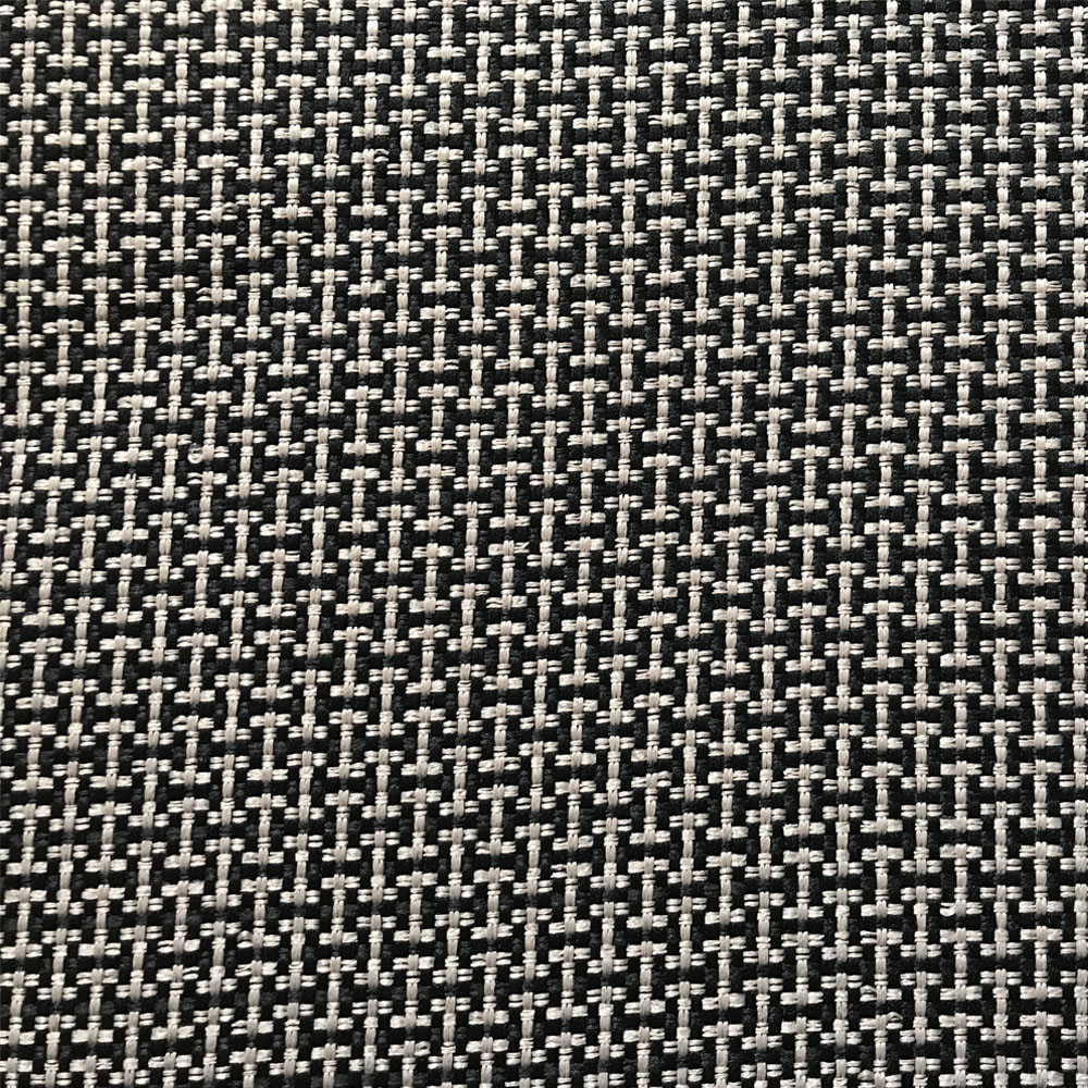 White Black Kevlar Fabric For Door Panel Recaro Seats