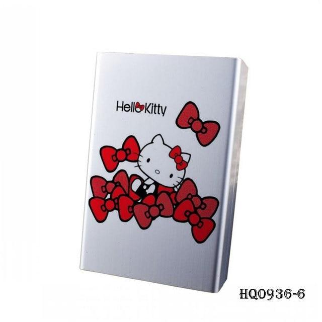 553162594 20pcs Cigaret Box 1pcs New Cartoon Hello Kitty Silicone Cigarette Case Lady  for Cigarette Box Pitillera Metal Cigarete Case