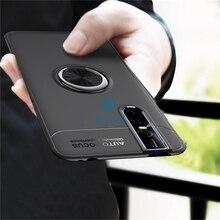 For Vivo V15 Pro Case Vivo V15 Pro 360 Degree Ring Finger Holder Car Magnet Phone Case For Vivo V15 Pro V15Pro V 15 Pro Fundas