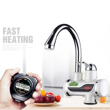 Электрический водонагреватель кран для кухни мгновенный кран для горячей воды нагреватель для холодной воды безрезервуарный Мгновенный водонагреватель