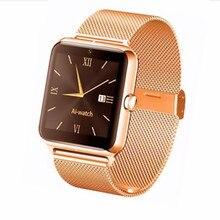 Z50 Smart Watch Luxury Men Women Bluetooth Wrist Smartwatch Support SIM/TF Card Wristwatch For Apple Android Phone DZ T50 09