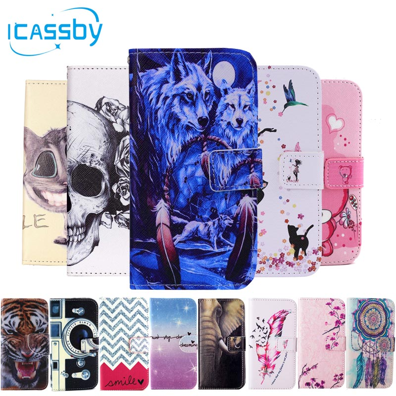 Phone Etui For Coque Samsung Galaxy S6 Case Skull Leather Wallet Flip Cover For Samsung S6 duos G9200 G920f G920...  samsung s6 case | Top 6: Best Galaxy S6 Cases! Phone Etui For Coque font b Samsung b font Galaxy font b S6 b font font