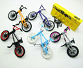 5pcs a set brand new Flick Trix Bmx Finger Bike Alloy model bicycle display set Mini toy for boy collector's pack
