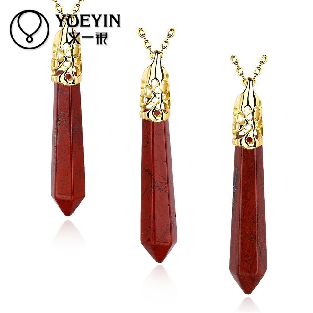 2016 fashion fine jewelry natural stone choker necklace for Tile fashion 2016