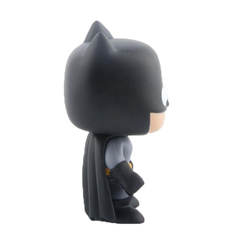 #01 DC Batman Action & Toy Figures Children Toys Doll 4″ 10cm