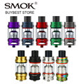 Original Smok TFV12 Tank Atomizer 6ml Type A Sub Ohm Tank Large Airflow tfv12 Cloud Beast King Support E Cigarette Mod Vape Tank