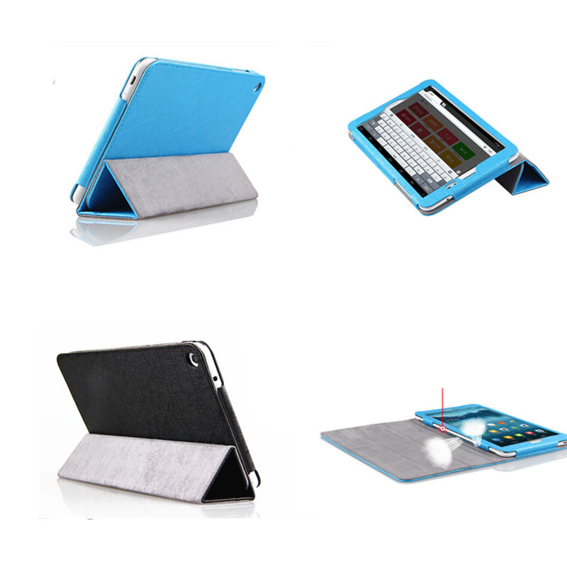For Huawei Honor T1-823L Tablet Case Top Quality PU Leather  Folio Stand case for Huawei Mediapad T1 8.0 Pro 4G TD-LTE T1-823L