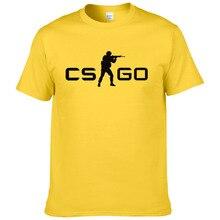 CS GO Gamers, мужская и женская футболка, летняя новинка, csgo, Мужская футболка, хлопок, высокое качество, топ, футболки, брендовая одежда, хип-хоп, уличный стиль#127