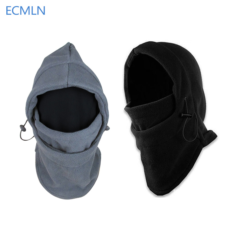 Mens Winter Hats Balaclava Neck Warmer Unisex Motorcycle Beanies Cap Face Mask Beanie For Women Hat Warm Bonnet Female Hot Sale sopamey winter woman hats warm knitting cap female beanies balaclava mask for the face hat for girls cap with ears protection
