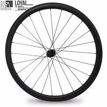 Hot Sale Carbon Road Bike Wheels 25mm Width 38mm Depth Tubular Rim With DT SWISS 240s Straight Pull Hub & Sapim Spokes